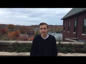 Julian Ubriaco, Competitor Selfie Video