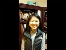 Sarah Lee, Competitor Selfie Video