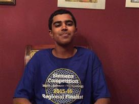 Arvind Sridhar, Competitor Selfie Video