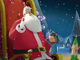 Santa's Workshop - Another New Toy