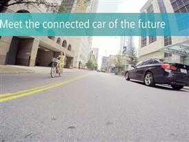 Siemens Connected Car Technology in Austin Video