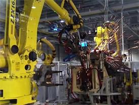Kia Manufacturing B-Roll