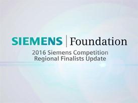 Caltech / Notre Dame 2016 Regional Winners Announcement