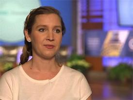 Dr. Megan Leftwich, Lead Judge, 2016 Siemens Competition