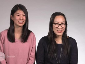 Jasmin Gao & Rose Hong, Team Finalists Story Video