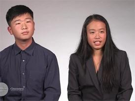 Yoshihiro Saito & Lauryn Wu, Team Finalists Story Video