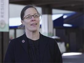 Jana Ganion, Blue Lake Rancheria Sustainability Director, on microgrid resiliency