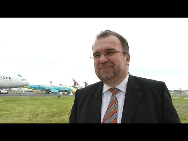Siegfried Russwurm, CEO, Siemens Industry Sector