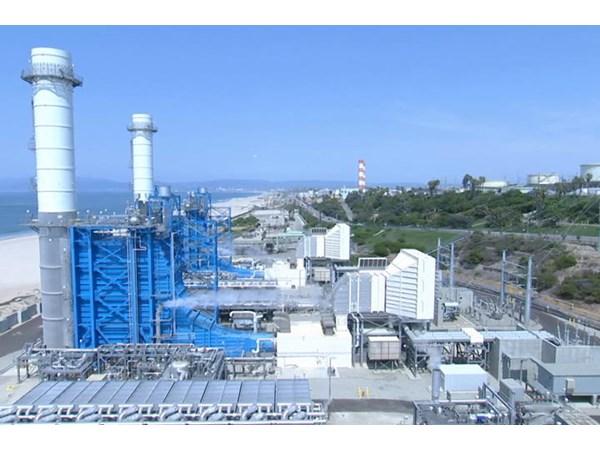 New El Segundo Energy Center  B-Roll