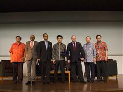 Six Capital Hosts Seminar at Binus University:  'New Game Corporate Strategy'