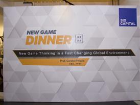 Six Capital hosts dinner for business leaders in Jakarta: 'New Game Thinking in a Fast Changing Global Environment'