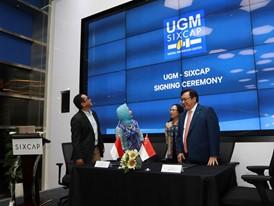 SIXCAP - UGM Signing Ceremony