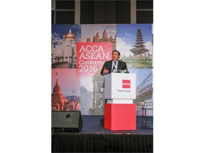 Six Capital speaks at the ACCA ASEAN Conference 2016
