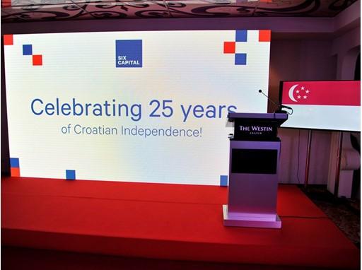 Six Capital Celebrates Croatia's Independence Day
