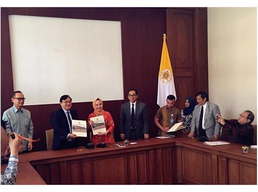 Six Capital Partnering with the University Gadjah Mada(1)