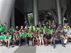 TAGG Sponsors the Singapore Enlightened Faction on Ingress