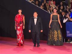 Stars of Asian TV flock to Suntec Singapore for 20th Asian Television Awards, proudly presented by Six Capital
