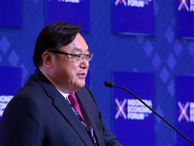 Patrick Teng keynote speech at the Indonesia Economic Forum – Part 1