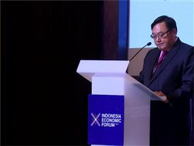 Patrick Teng at the Indonesia Economic Forum 2015 – Highlight 5