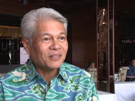 Reaction To Future Agenda Jakarta - Arwin Rasyid