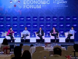 The Future of Now: Panel Discussion at Indonesia Economic Forum – Part 6