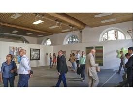 st mortiz art masters St  Moritz Schoolhouse Gym (6)