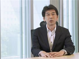 Yoshiyuki Nogami, Senior General Manager, Marketing Division, Digital Imaging