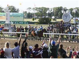 147th Belmont Stakes 6/6/15