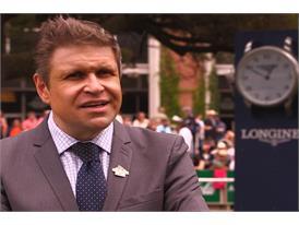 Juan-Carlos Capelli, Vice President, International Marketing, Longines