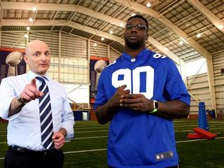 CPSC, NFL Star Team Up on New Fireworks Safety Video