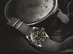 Tudor Heritage Black Bay One Sells For 100 Times Its Estimate At Only Watch 2015 Charity Auction