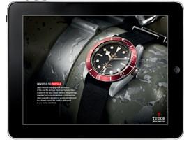 Apple iPad Tudor Heritage Black Bay