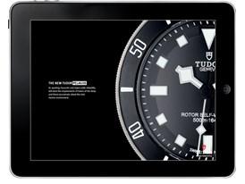 Apple iPad Tudor Pelagos