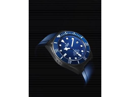 TUDOR Pelagos Rubber Blue 1