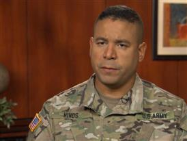 Col. Sidney Hinds talks about a new initiative to help service members and veterans impacted by traumatic brain injuries