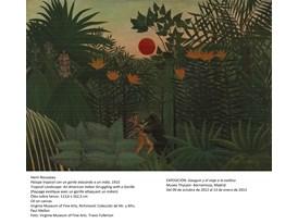 Rousseau - Tropical Landscape