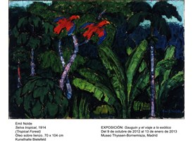 Nolde - Tropical Forest