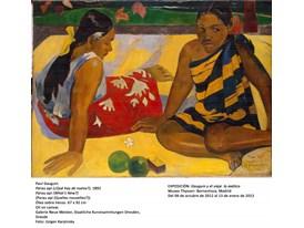 Gauguin - Parauapi