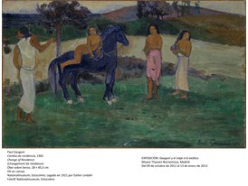 Gauguin - Change Of Residence