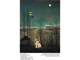 Rousseau - Carnival Evening