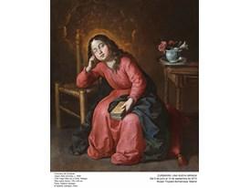 Virgen dormida