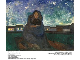 Munch - Under the Stars - 1900-1905