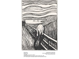 Munch - The Scream -1895