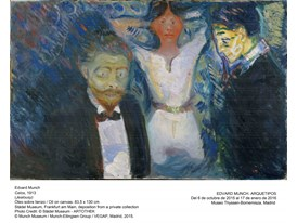 Munch - Jealousy - 1913