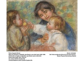 Renoir-Child-Apple