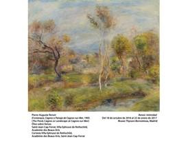 Renoir-Pond