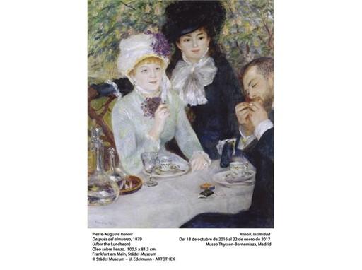 Renoir-Luncheon