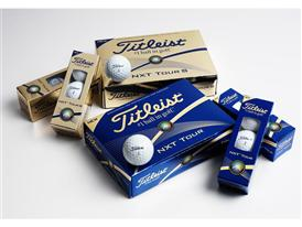 Titleist Introduces New NXT Tour, NXT Tour S and Velocity Golf Balls