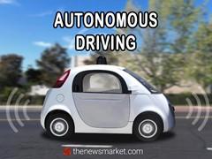 Autonomous Driving on thenewsmarket.com