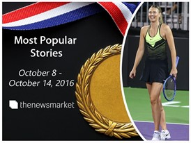 Most Popular Stories - October 8 - October 14, 2016